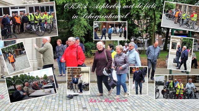 OKRA Achterbos - Met de fiets naar Scherpenheuvel