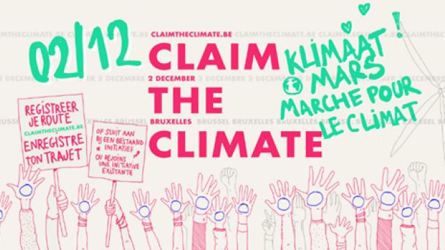 Claim the Climate 2018