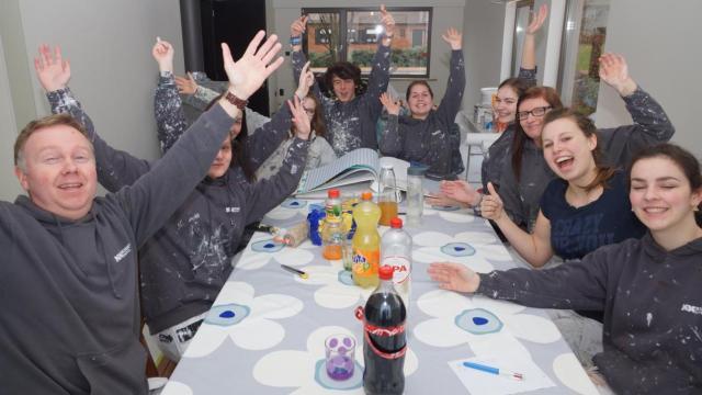 Minister Weyts investeert 87450 euro in campus Sint-Lutgardis in Mol