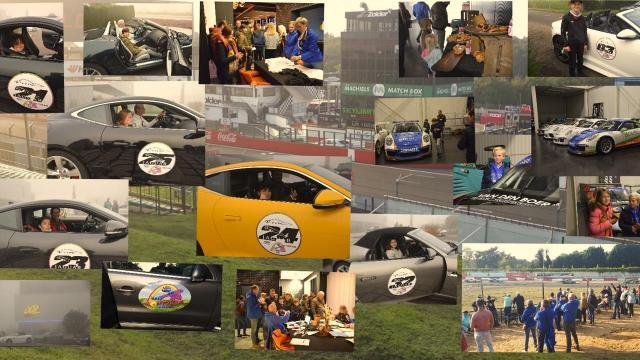 American festival NASCAR Finals op het circuit te zolder