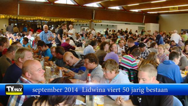 Lidwina Stichting viert 50 jarig bestaan