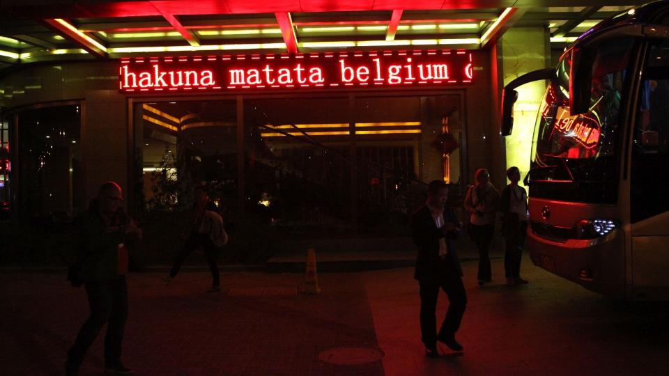 Hakuna Matata dag 2 Belgium