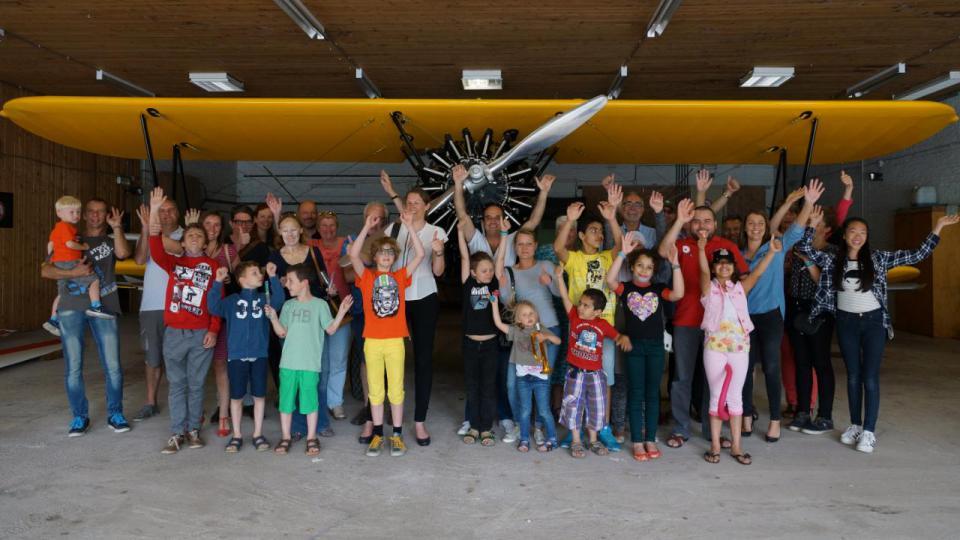 Fly for Charity Aeroclub Keiheuvel 01