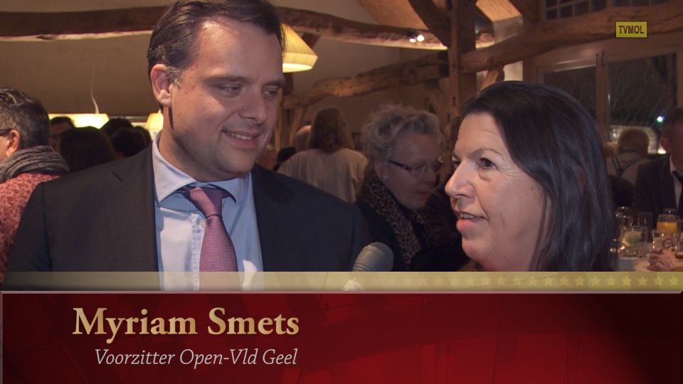 Myriam Smets Voorzitter Open-vld Geel
