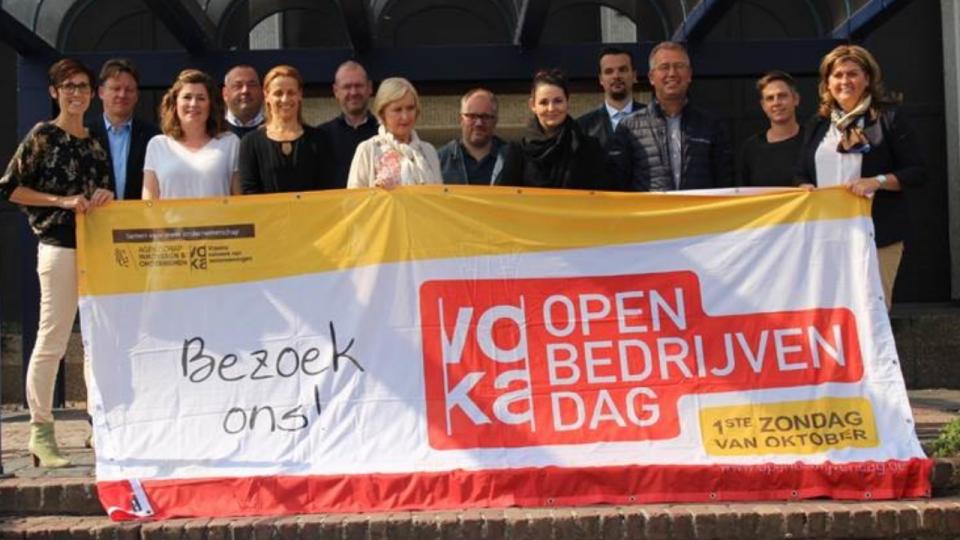 Vierendertig Kempense bedrijven tonen zich op Voka Open Bedrijvendag