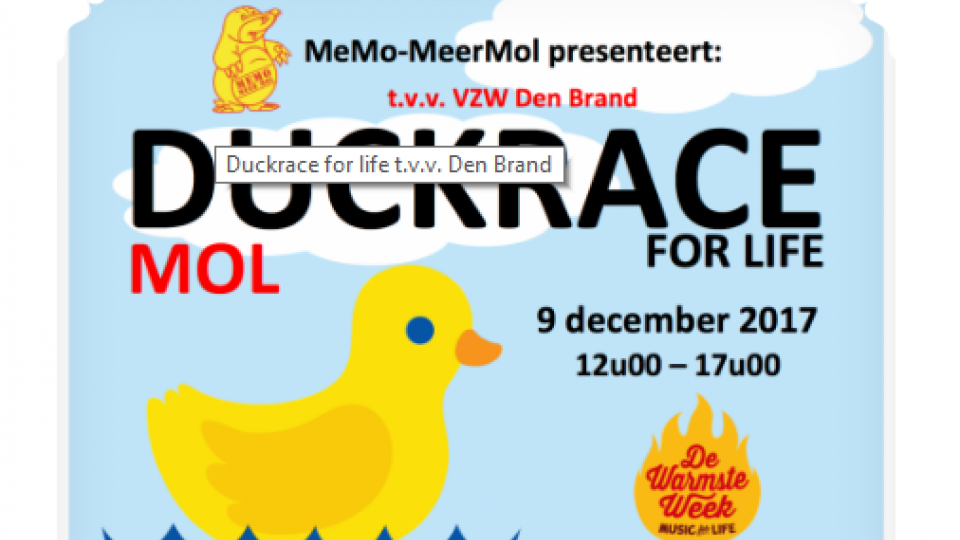 Duckrace for Live Mol