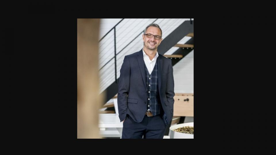 Tom Laveren nieuwe gedelegeerd bestuurder van Voka - KvK Mechelen-Kempen