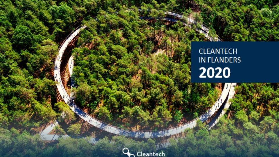 Mooie toekomst voor Cleantechsector in Vlaanderen