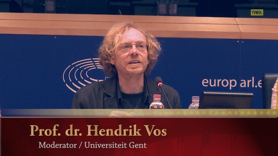 Prof. dr. Hendrik Vos