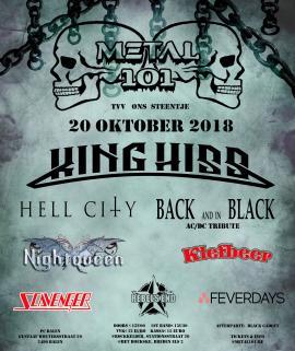 flyer Metal 101