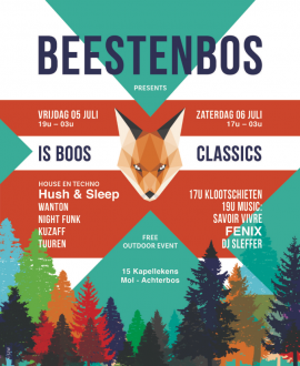 Beestenbos is boos classics