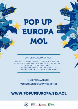 Pop Up Europa Mol 2021