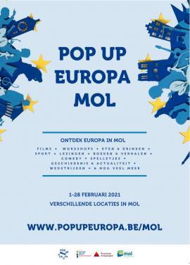 Pop Up Europa Mol 2021