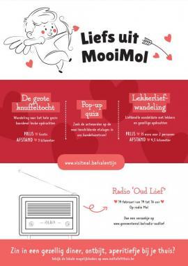 flyer Liefs uit Mooi Mol 2021