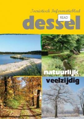Toeristisch informatieblad Dessel
