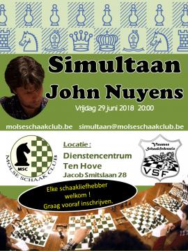 Grote simultaan John Nuyens