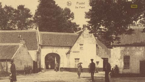 Postel De Poort