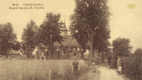 Moll - Ghinderbuiten Kapel van den H. Carolus