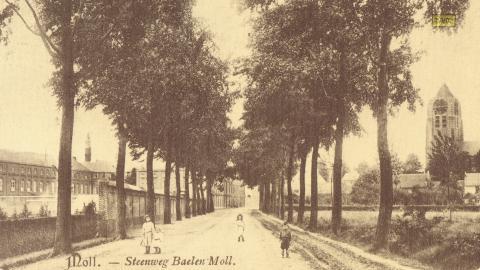 Moll - Steenweg Baelen Moll