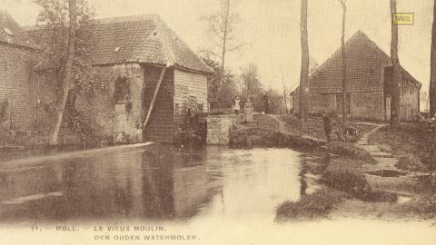 Moll Den ouden watermolen