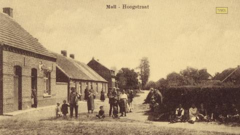 Moll - Hoogstraat