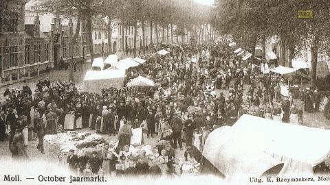 Moll - October jaarmarkt