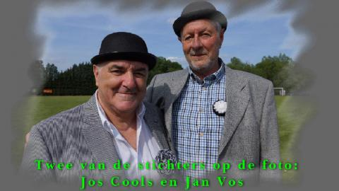 RC Pullman - Jos Cools en Jan Vos