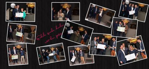 collage  cheque van De Ronde Tafel
