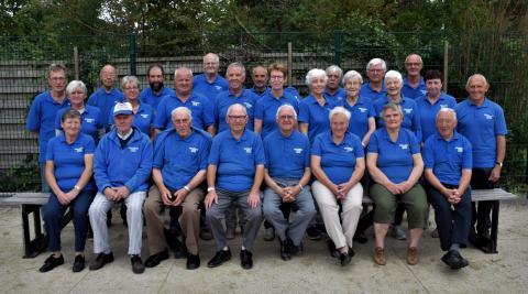 Seniorenclub petanque Achterbos