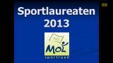 Huldiging sportlaureaten 2013 in zaal REX, Mol