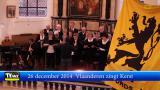 Vlaanderen zingt Kerst