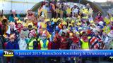 Kinderen van basisschool Rozenberg zingen driekoningen