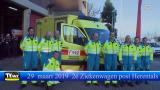 Tweede ziekenwagen voor post Herentals