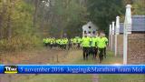 Jogging en Marathon Team Mol